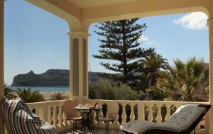 La Villa del Mare presenta…. Superior Terrace Sea View