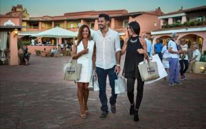 Porto Cervo Shopping night - 21 agosto 2015